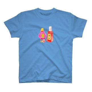 おもちゃの指輪と化粧品 T-shirts