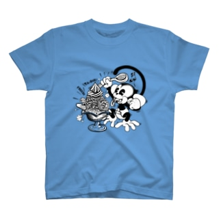 24T №22 かき氷 T-shirts