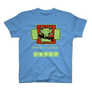 スクワット T-shirts