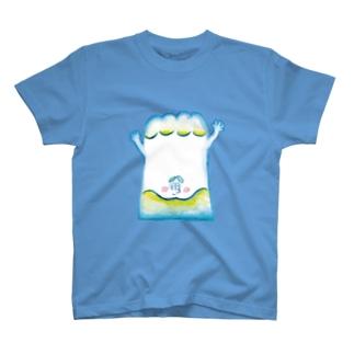 おでき山 T-shirts