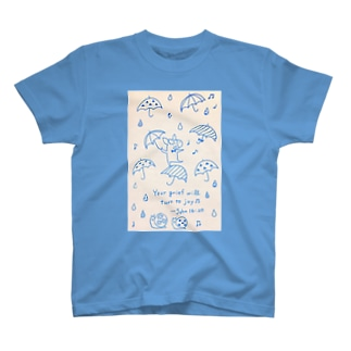 Donkey in the Rain T-shirts
