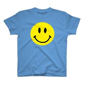 スマイル T-shirts