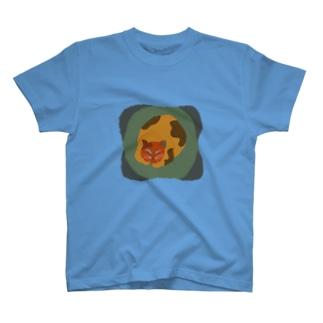 ボスにゃんこ1 T-shirts