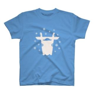 狂言「木六駄」 Tシャツ T-shirts