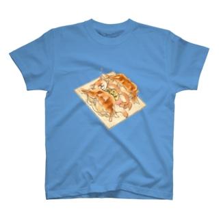 焼き餃子 T-Shirt
