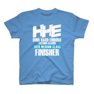 2020 HINO MEDIUM FINISHER T-shirts