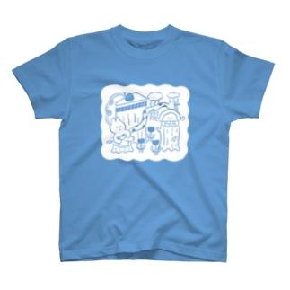 昨日見た夢 T-shirts