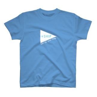 SHIP関連グッズ T-shirts