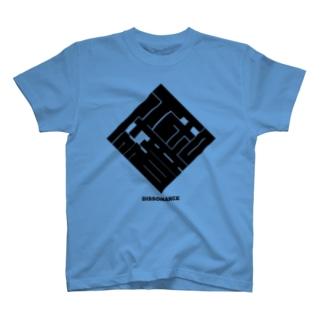 不協和音 T-shirts