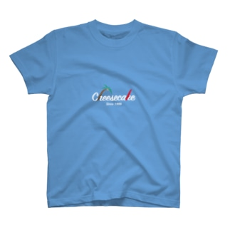 cheesecake_white_logo T-shirts