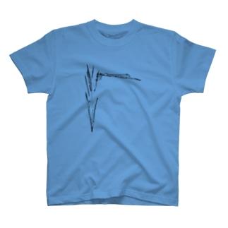 ホソミオツネントンボ T-shirts