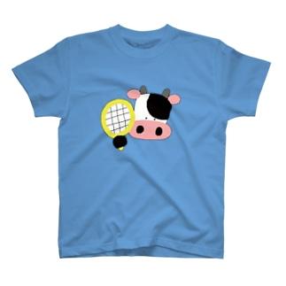 も〜テニス T-shirts