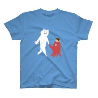 たこ焼きフレンズ T-shirts
