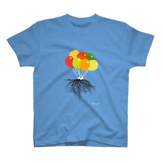 そらとぶねっこ T-shirts