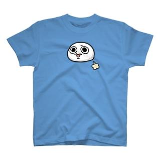 モチゾーおなら(白フチなし) T-shirts