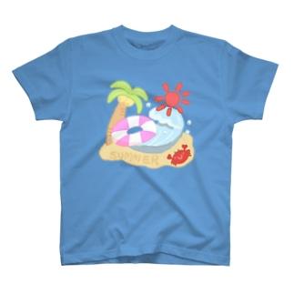 エヌkun:SUMMER T-shirts