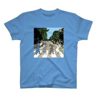 RABBEY ROAD T-shirts