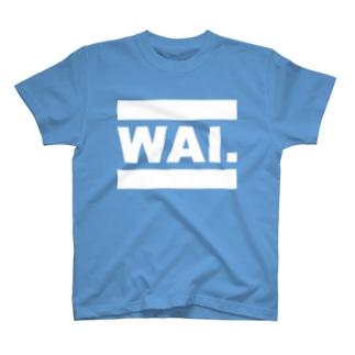 WAIT(全16色) Tシャツ