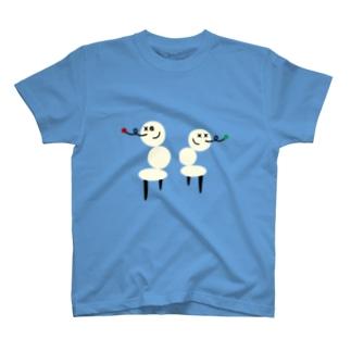 チェリー&チェリオ(No.1) T-shirts