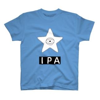 ヒトデIPA T-shirts