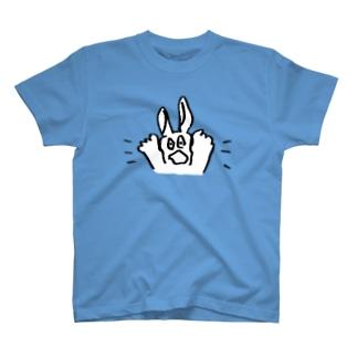 いないいないばあすけ T-shirts