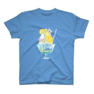 レモンかき氷 T-shirts