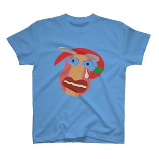 痛助 T-shirts