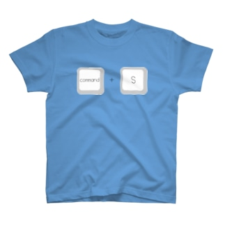 command + S T-shirts