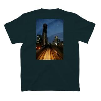 ゆりかもめからの東京 T-shirts