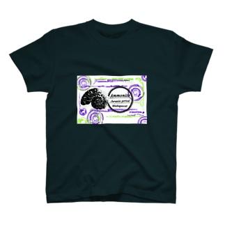 サイバーアンモナイト T-shirts