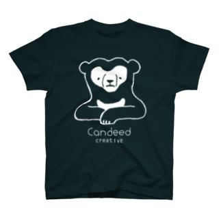 マレーグマ(ロゴあり2) T-shirts