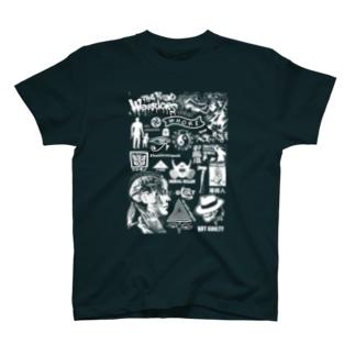 極悪シリアルキラーTシャツ T-shirts