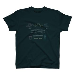 ウィジャボード(DARK) T-shirts