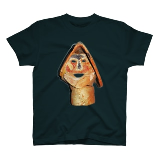 盾持埴輪(茅原大墓古墳) T-shirts