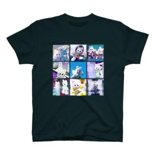 クマキチ・メモリーズ2 T-shirts