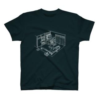 誰かの部屋 T-shirts
