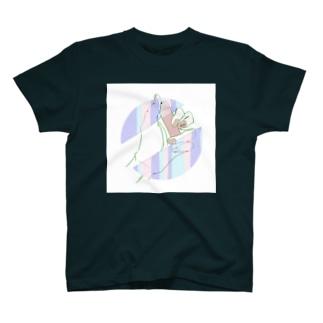 カチッ T-shirts