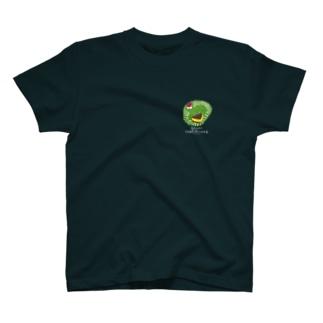 mini チーズケーキ のらしおん Tシャツ T-shirts