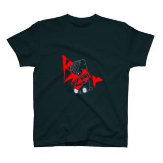 mamochanmanの病みくま T-shirts