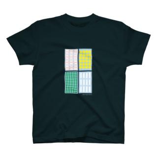 label sheets T-shirts