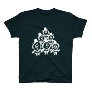 ちっさいおじさんたち T-shirts