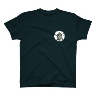 印旛沼Tシャツ『沼人』 T-shirts