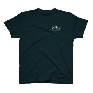 はなーるきロゴ・白線 T-shirts