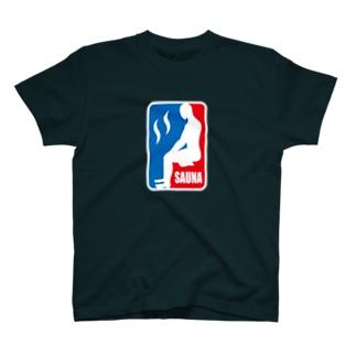 サウナ T-shirts