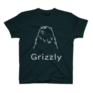 Grizzly LG!! T-shirts