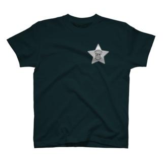 星 honohonoくん T-shirts