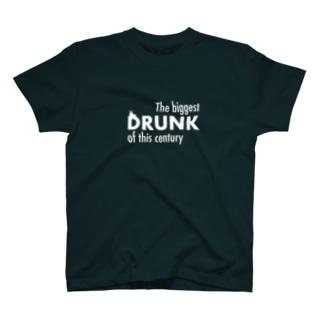 DRUNK : 今世紀最大にキマった T-shirts