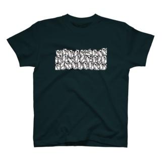 正義の味方 ヒヨコノオミセ隊 T-shirts