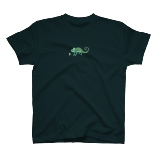 AWZエボシカメレオン T-shirts