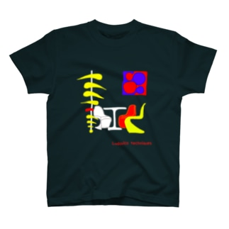Ludovico techniques 60s T-shirts